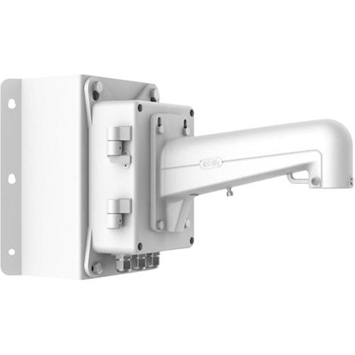 Montage en Coin Hikvision pour Caméra réseau - Blanc