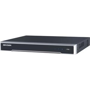 Station de surveillance vidéo Hikvision DS-7616NI-K2 - 16 Canaux - Enregistreur Réseau Vidéo - H.265, H.265+, H.264, H.264+, MPEG-4 Formats - 1 Audio In - 1 Audio Out - 1 VGA Out - HDMI