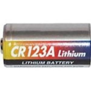 Batterie Honeywell - CR123A - Lithium (Li) - 3 V DC