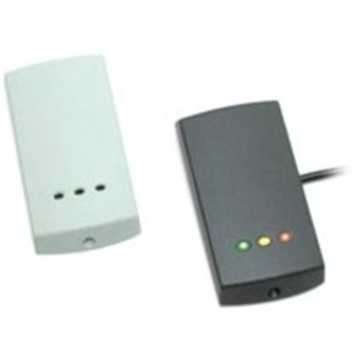 Dispositif d'accès par carte Paxton Access P50 - Noir, Blanc - Porte - Proximité - 1 Porte(s) - 100 mm Plage de fonctionnement - 12 V DC - Support