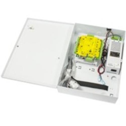 Tableau de commande d'accès de porte Paxton Access Net2 Plus - Blanc - Porte - Proximité, Code clé - 50000 Utilisateur(s) - 1 Porte(s) - Ethernet - Réseau (RJ-45) - 12 V DC