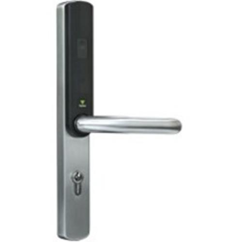Dispositif d'accès par carte Paxton Access Net2 PaxLock - Argenté - Porte - Proximité - 10000 Utilisateur(s) - 1 Porte(s) - Ethernet - Réseau sans-fil - Réseau (RJ-45)