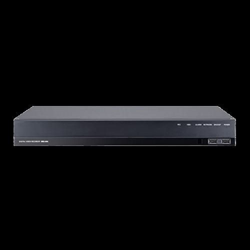 Station de surveillance vidéo Hanwha Techwin WiseNet HD+ SRD-494D - 4 Canaux - Enregistreur Vidéo Numérique - H.264 Formats - 1 To Disque Dur - 100 Fps - Entrée de vidéo composite - 4 Audio In - 1 VGA Out - HDMI