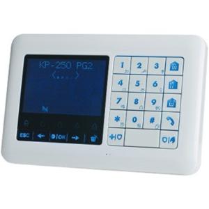Visonic KP-250 PG2 Clavier sécurité - Pour Tableau de Commande