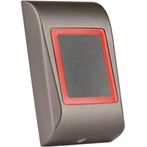 Dispositif d'accès par carte XPR MTPXS-MF - Argenté - Porte - Proximité - 60 mm Plage de fonctionnement - Wiegand - 14 V DC - Support