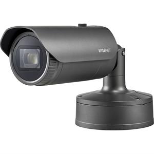 Caméra réseau Hanwha Techwin XNO-6120R 2 Mégapixels - Ogive - 70 m Night Vision - MPEG-4 AVC, Motion JPEG, H.264, H.265 - 1920 x 1080 - 12x Optique - CMOS