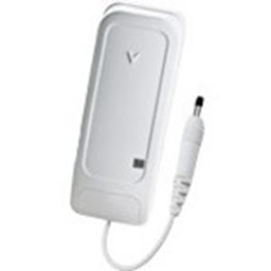 Capteur de Fuite Liquide Visonic PowerG FLD-550 PG2 - Blanc - Sans fil - 3 V DC - Eau Détection - 8 an(s) Batterie - Lithium (Li) - Fixation murale Pour Intérieur