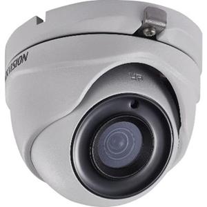 Caméra de surveillance Hikvision Turbo HD DS-2CE56H0T-ITMF 5 Mégapixels - Couleur, Monochrome - 20 m Night Vision - 2560 x 1944 - 2,80 mm - CMOS - Câble - Turret - Support pour boîte de jonction, Fixation murale, Montant