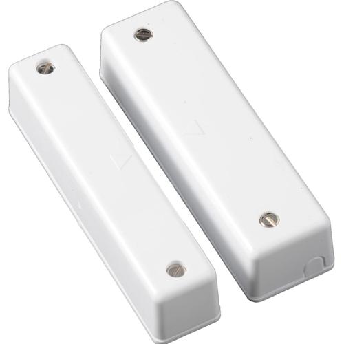 CQR SC550 Contact magnétique - SPST (N.O.) - 30 mm Écartement - Support - Blanc
