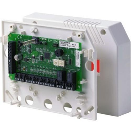 Vanderbilt SPCE 652 Module d'expansion de panneau de contrôle d'alarme - Pour centrale - Blanc - Plastique ABS