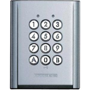 Dispositif d'accès clavier Aiphone AC-10S - Code clé - 24 V AC