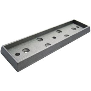 Plaque de montage CDVI pour Verrouillage électro-magnétique