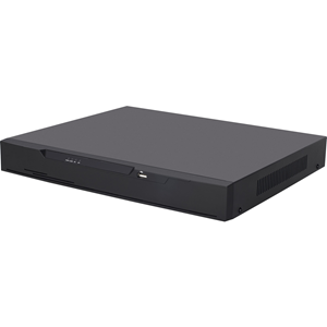 Station de surveillance vidéo W Box WBXHD041S - 4 Canaux - Enregistreur vidéo hybride - H.264 Formats - 30 Fps - Entrée de vidéo composite - Sortie vidéo composite - 4 Audio In - 1 Audio Out - 1 VGA Out - HDMI