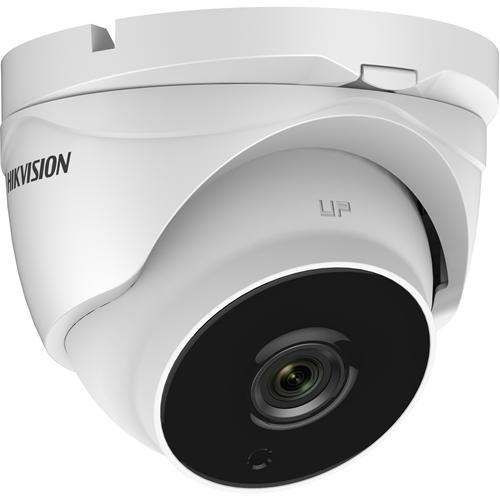 Caméra de surveillance Hikvision Turbo HD DS-2CE56D8T-IT3ZE 2 Mégapixels - Couleur, Monochrome - 40 m Night Vision - 1920 x 1080 - 2,80 mm - 12 mm - 4,3x Optique - CMOS - Câble - Turret - Fixation murale, Montant, Montage en Coin, Support pour boîte de jonction, Fixation au plafond