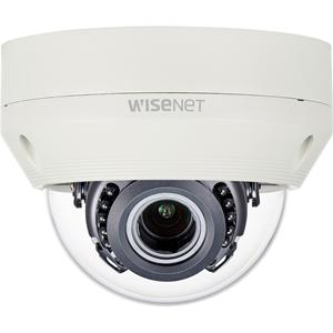 Caméra de surveillance Hanwha Techwin WiseNet HD+ HCV-6070R 2 Mégapixels - Monochrome, Couleur - 30 m Night Vision - 1920 x 1080 - 3,20 mm - 10 mm - 3,1x Optique - CMOS - Câble - Dome - Montage en Coin, Montant, Fixation murale, Fixation au plafond, Montage Affleurant/Encastré