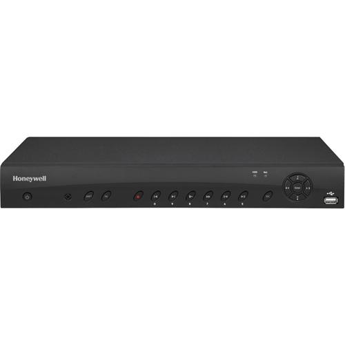 Station de surveillance vidéo Honeywell Performance HEN16103 - 16 Canaux - Enregistreur Réseau Vidéo - H.265, H.264 Formats - 4 To Disque Dur - 480 Fps - 1 Audio In - 1 Audio Out - 1 VGA Out - HDMI