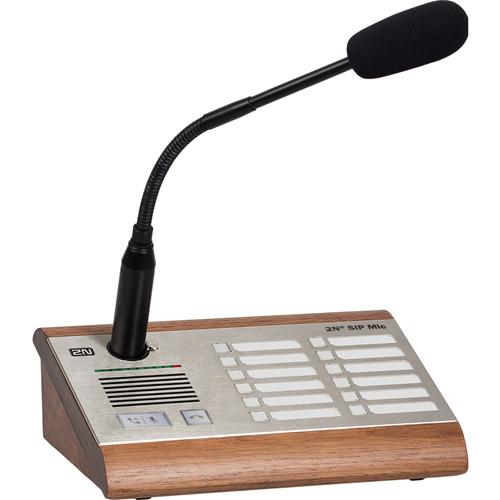 Microphone 2N - Filaire - Bureau - XLR