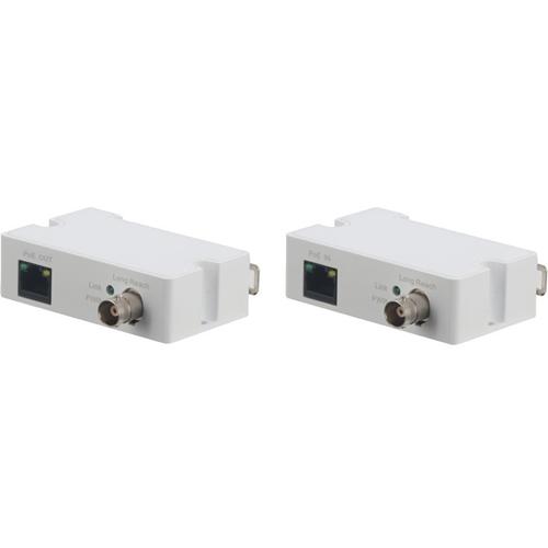 Convertisseur de Média/Transceiver Honeywell - 2 Port(s) - 1 x Réseau (RJ-45) - Paire torsadée, Coaxial - Fast Ethernet - 10/100Base-TX
