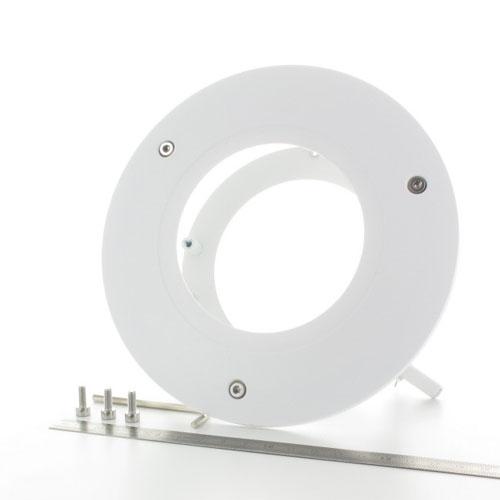 Fixation au plafond Honeywell pour Caméra réseau - Blanc cassé