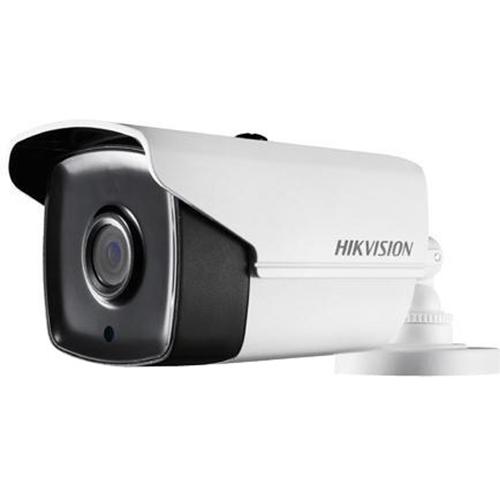 Caméra de surveillance Hikvision DS-2CE16H0T-IT3F 5 Mégapixels - Couleur, Monochrome - 40 m Night Vision - 2560 x 1944 - 2,80 mm - CMOS - Câble - Ogive - Support pour boîte de jonction