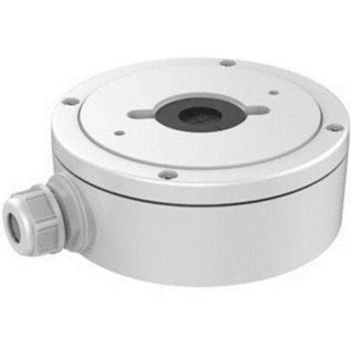 Boîte de Montage Hikvision DS-1280ZJ-DM22 pour Caméra de surveillance - Blanc - 4,50 kg Max