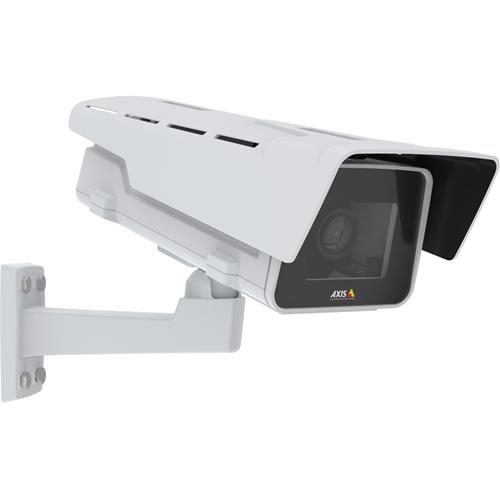Caméra réseau AXIS P1375-E 2 Mégapixels - Motion JPEG - 1920 x 1080 - 3,5x Optique - RGB CMOS - Fixation murale, Montant, Fixation au plafond, Montage sur colonne, Montage sur conduit