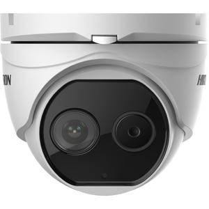 Caméra réseau Hikvision DeepinView DS-2TD1217-2/V1 2 Mégapixels - 15 m Night Vision - H.264+, H.264, H.265, H.265+ - 1920 x 1080 - CMOS