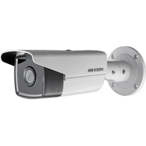 Caméra réseau Hikvision EasyIP 3.0 DS-2CD2T45FWD-I5 4 Mégapixels - Ogive - 50 m Night Vision - H.265+, MJPEG, H.264, H.264+, H.265 - 2688 x 1520 - CMOS - Support pour boîte de jonction
