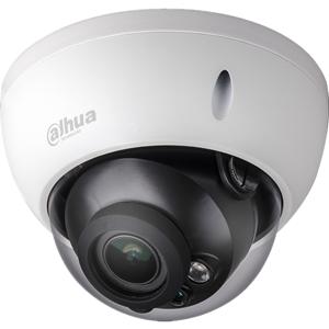 Caméra réseau Dahua Lite DH-IPC-HDBW2431R-ZS 4 Mégapixels - Dome - 30 m Night Vision - H.265, H.264, H.265+, H.264+, MJPEG - 2688 x 1520 - 5x Optique - CMOS - Support pour boîte de jonction, Fixation au plafond, Fixation murale, Montant