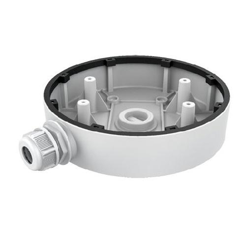 Boîte de Montage Hikvision DS-1280ZJ-DM55 pour Caméra réseau - Blanc - 2 kg Max