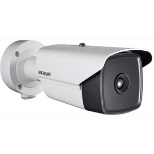 Caméra réseau Hikvision DeepinView DS-2TD2137-7/V1 - H.264+, H.264, Motion JPEG, H.265, H.265+ - 384 x 288 - Matrices plan focal à oxyde de vanadium non refroidi