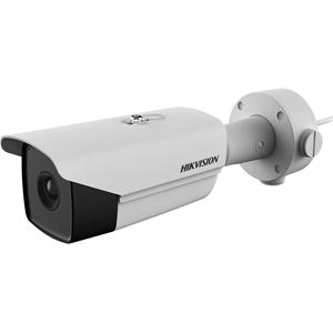 Caméra réseau Hikvision DS-2TD2137-10/VP - H.264+, H.264, Motion JPEG, H.265+, H.265 - 384 x 288 - Matrices plan focal à oxyde de vanadium non refroidi
