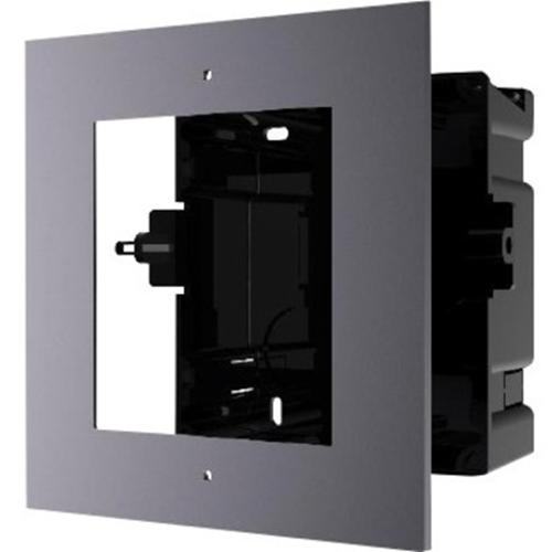Kit d'encastrement Hikvision DS-KD-ACF1 pour Interphone IP