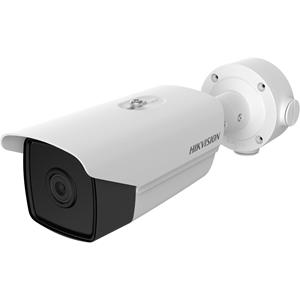Caméra réseau Hikvision DeepinView DS-2TD2117-6/V1 - H.264+, Motion JPEG, H.264, H.265, H.265+ - 320 x 240 - Matrices plan focal à oxyde de vanadium non refroidi - Montage sur conduit, Montage en Coin, Montant