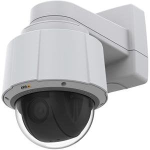 Caméra réseau AXIS Q6075-E 50 Hz - Motion JPEG - 1920 x 1080 - 40x Optique - CMOS - Fixation murale, Montant, Fixation encastrée, Fixation au plafond, Montant, Montage parapet