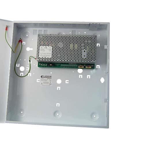 Système d'alimentation Elmdene G Range - Boîte - 27,6 V DC / 10 A Sortie