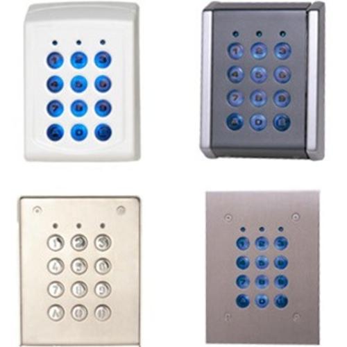 Dispositif d'accès clavier XPR EX6M-72C - Intérieur, Extérieur - Code clé - 1000 Utilisateur(s) - 10 Porte(s) - Série - 24 V DC - Support, Standalone
