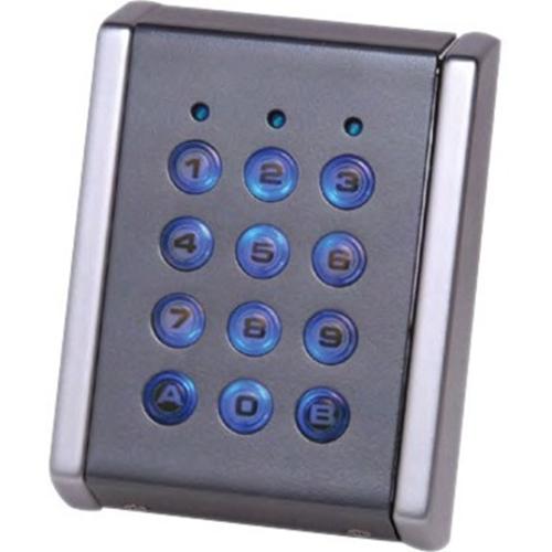 Dispositif d'accès clavier XPR EX6-72C - Porte, Intérieur, Extérieur - Code clé - 1000 Utilisateur(s) - 10 Porte(s) - Série - 24 V DC - Support