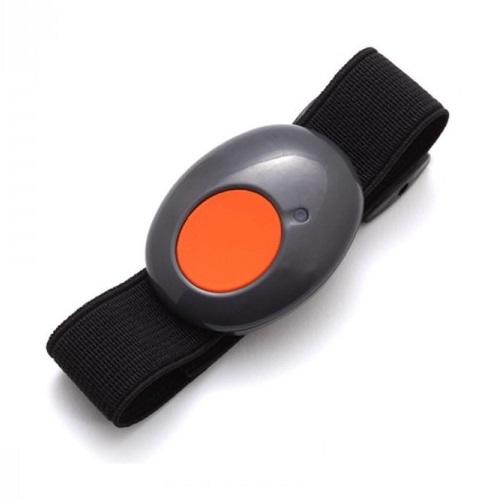 Communicateur de réponse aux appels d'urgence Risco - Portable pour Système d'alarme, Système de réponse d'urgence à domicile, Système de sécurité