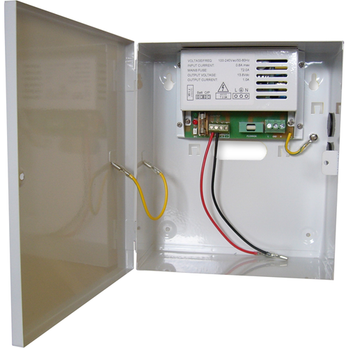 Système d'alimentation W Box WBXPSU3A12V - Externe - 120 V AC, 230 V AC Entrée
