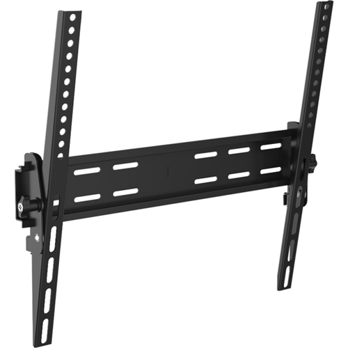 Support mural W Box pour Moniteur - Noir - 1 Display(s) Supported165,1 cm - 50 kg Max - 400 x 400 VESA Standard