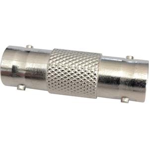 Adaptateur antenne W Box - 10 Pack - 1 x BNC Femme Antenne - 1 x BNC Femme Antenne - Nickel Connecteur