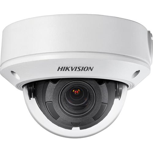Caméra réseau Hikvision Value DS-2CD1723G0-IZ 2 Mégapixels - Dome - 30 m Night Vision - H.264+, MJPEG, H.264, H.265, H.265+ - 1920 x 1080 - 4,3x Optique - CMOS - Fixation au plafond, Fixation murale, Support pour boîte de jonction, Montage en Coin, Montant, Montage suspendu