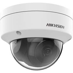 Caméra réseau Hikvision Value DS-2CD1143G0-I 4 Mégapixels - Dome - 30 m Night Vision - H.265, H.264, MJPEG, H.264+, H.265+ - 2560 x 1440 - CMOS - Fixation au plafond, Fixation murale, Support pour boîte de jonction, Montant, Montage en Coin, Montage suspendu, Montage verticle