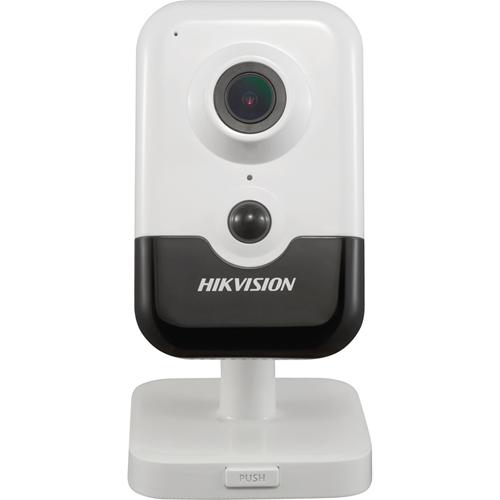 Caméra réseau Hikvision EasyIP DS-2CD2443G0-IW 4 Mégapixels - Cube - 10 m Night Vision - H.265, H.264, MJPEG, H.264+, H.265+ - 2688 x 1520 - CMOS