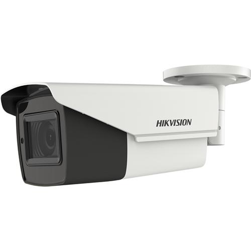 Caméra de surveillance Hikvision Turbo HD DS-2CE19H8T-AIT3ZF 5 Mégapixels - Ogive - 80 m Night Vision - 2560 x 1944 - 5x Optique - CMOS - Support pour boîte de jonction, Montant, Montage en Coin, Fixation murale, Fixation au plafond