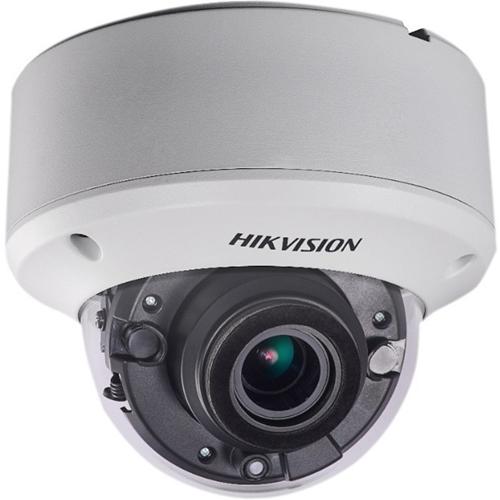 Caméra de surveillance Hikvision Turbo HD DS-2CE56D8T-VPIT3ZE 2 Mégapixels - Dome - 1920 x 1080 - 4,3x Optique - CMOS - Fixation murale, Montant, Montage en Coin, Fixation au plafond, Montage suspendu, Support pour boîte de jonction