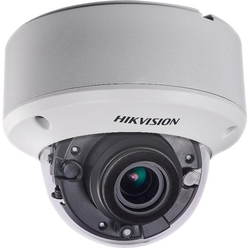 Caméra de surveillance Hikvision Turbo HD Value DS-2CE56H0T-VPIT3ZE 5 Mégapixels - Dome - 40 m Night Vision - 2560 x 1944 - 5x Optique - CMOS - Fixation murale, Montant, Montage en Coin, Fixation au plafond
