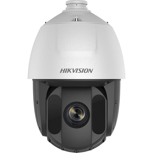 Caméra de surveillance Hikvision DS-2AE5225TI-A(C) 2 Mégapixels - Dome - 150 m Night Vision - 1920 x 1080 - 25x Optique - CMOS - Fixation murale, Montage en Coin, Montant, Boîte de montage, Fixation au plafond, Montage suspendu, Support de montage cold de cygne