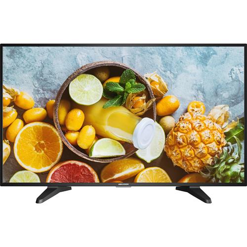"""Moniteur LCD Hikvision DS-D5043QE 108 cm (42,5"""") Full HD Direct LED - 16:9 - Noir - 1092,20 mm Class - Résolution 1920 x 1080 - 16,7 Millions de Couleurs - 360 cd/m² Typique - 8 ms - 60 Hz Refresh Rate - Câble HDMI - VGA"""